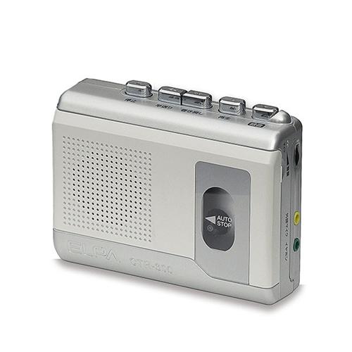 ELPA 高い素材 期間限定の激安セール CTR-300 カセットテープレコーダー