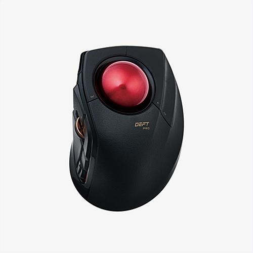 新作通販 エレコム M-DPT1MRBK トラックボール 新品未使用 人差し指操作タイプ PRO DEFT