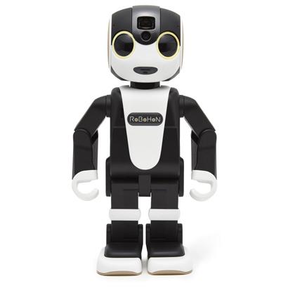 シャープ SR-01MW SIMフリースマートフォン モバイル型ロボット電話 「RoBoHoN(ロボホン)」