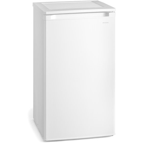 アイリスオーヤマ IUSD-6A-W 前開き式ノンフロン冷凍庫 60L ホワイト