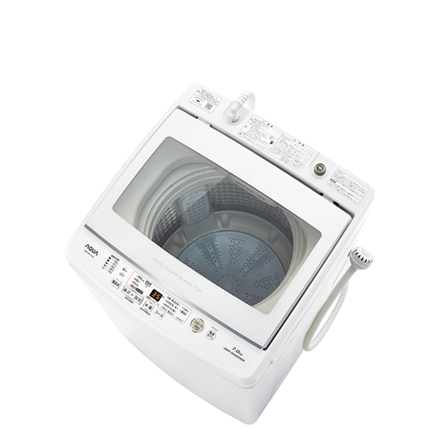 【無料長期保証】AQUA AQW-GV70J 全自動洗濯機 7.0kg ホワイト