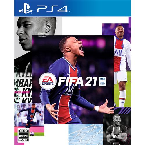 FIFA 21 通常版 PLJM-16692 売れ筋 PS4 日本製