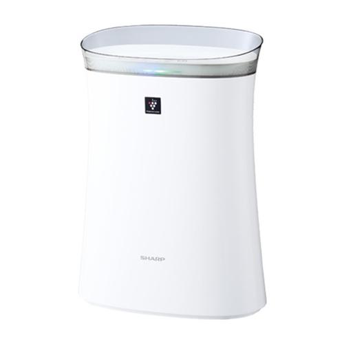 シャープ FU-N50-W 空気清浄機 プラズマクラスター7000 (プラズマクラスター:14畳・空気清浄:23畳まで) ホワイト系
