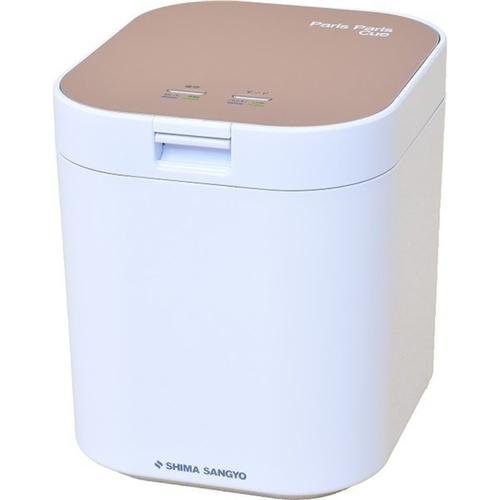 生ごみ処理機 島産業 PPC-11-PG 生ごみ減量乾燥機 パリパリキュー ピンクゴールド 家庭用 モデル着用&注目アイテム 当店は最高な サービスを提供します