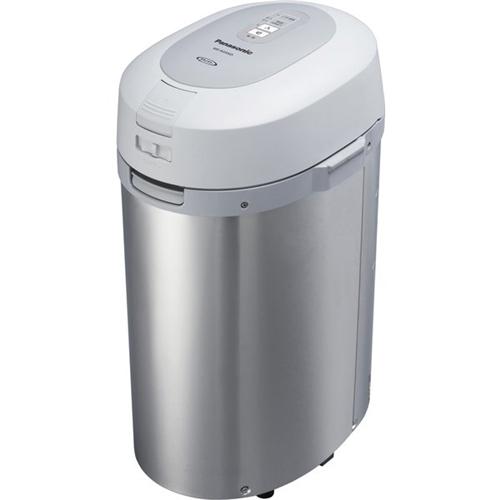 着後レビューで 送料無料 信頼 生ごみ処理機 パナソニック MS-N53XD-S 家庭用生ごみ処理機 シルバー 家庭用