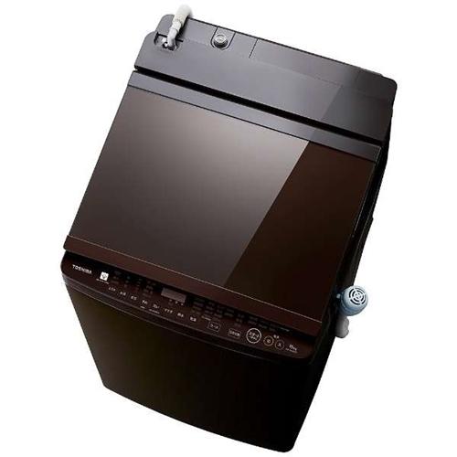 【無料長期保証】東芝 AW-10SV9(W) タテ型洗濯乾燥機 ZABOON(洗濯脱水10kg/乾燥5kg) グランホワイト