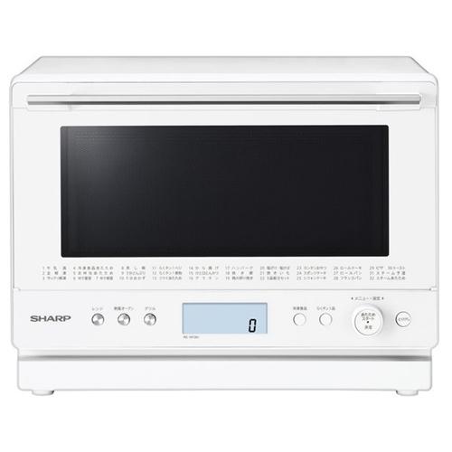 シャープ RE-WF261-W 過熱水蒸気オーブンレンジ 26L ホワイト系
