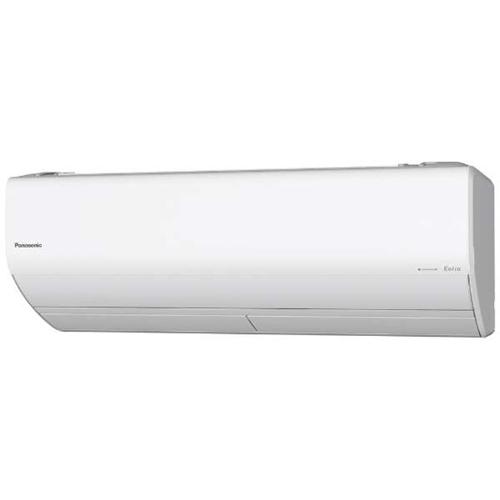 【無料長期保証】【標準工事費込】パナソニック CS-UX710D2-W エアコン フル暖 Eolia(エオリア) UXシリーズ (23畳用) クリスタルホワイト