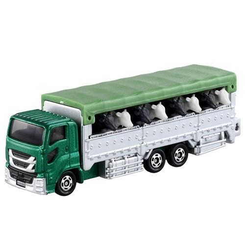 タカラトミー ロングタイプトミカ 家畜運搬車 新入荷 流行 ラッピング無料 No.139