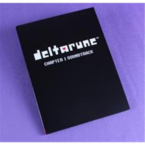 Fangamer DELTARUNE Chapter スーパーSALE メーカー公式 セール期間限定 1 サウンドトラック 日本語版