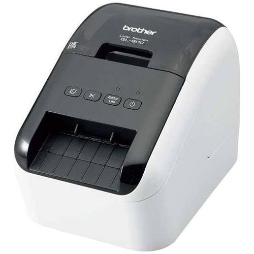 ブラザー 全国一律送料無料 QL-800 感熱ラベルプリンター 安心の実績 高価 買取 強化中