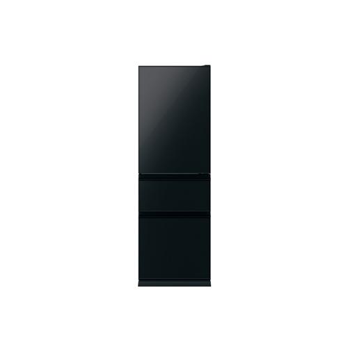 本物 【無料長期保証】三菱 MR-CG37F-B 3ドア冷蔵庫 MR-CG37F-B (365L・右開き) 3ドア冷蔵庫 (365L・右開き) クリスタルブラック, スワンアンティークス:988210cf --- hafnerhickswedding.net