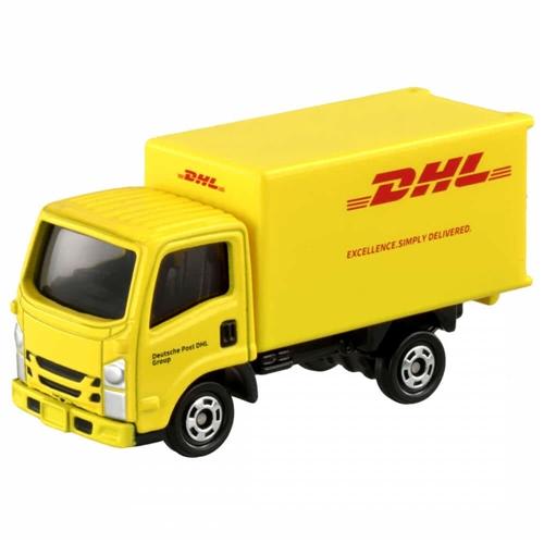 気質アップ 割引も実施中 タカラトミー トミカ No.109 箱 DHLトラック