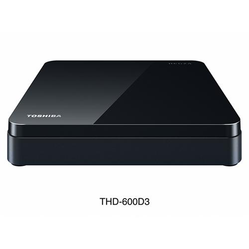正規激安 東芝映像ソリューション THD-600D3 ハードディスク 2020新作 6TB レグザ