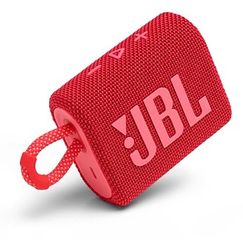 <title>ジェイビーエル JBLGO3RED JBL Go 3 ポータブルBluetoothスピーカー レッド 新作送料無料</title>