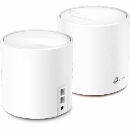 TP-Link ティーピーリンク ※アウトレット品 Deco X60 2P Wi-Fi 6メッシュWi-Fiシステム AX3000 数量限定アウトレット最安価格 3年保証
