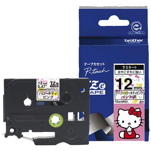 ブラザー TZe-HP31 日本正規品 ラミネートテープ 販売期間 限定のお得なタイムセール ハローキティキャラクター ハローキティピンク