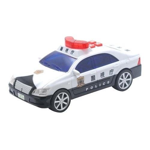 トイコー サウンド バーゲンセール フリクションシリーズ 送料無料/新品 クラウンパトカー ミニサウンド