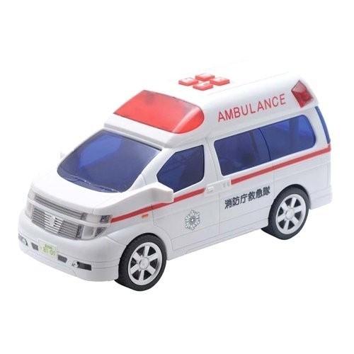 トイコー 出色 サウンド フリクションシリーズ ミニサウンド エルグランド救急車 授与