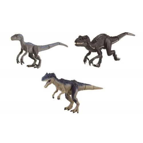 タカラトミー アニア 買収 ジュラシック 新品 送料無料 最強遺伝子恐竜との対決セット ワールド