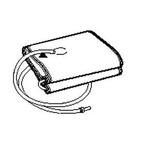 誕生日プレゼント オムロン HEM-CR24 血圧計用 腕帯 ブランド品 HEM-CUFF-R24GY 標準