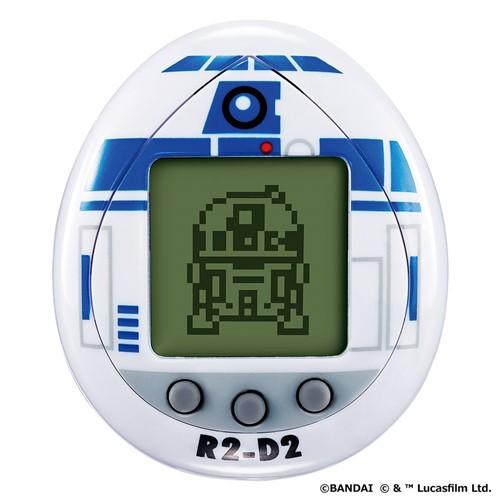 バンダイ R2-D2 TAMAGOTCHI ver. 気質アップ color 1着でも送料無料 Classic