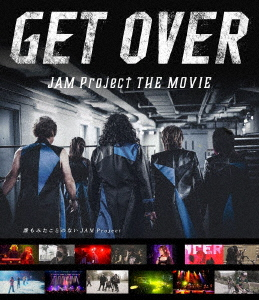BLU-R GET OVER -JAM MOVIE- Project 通常版 お値打ち価格で THE 再入荷 予約販売