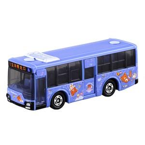 トミカ 8 三菱ふそう 与え 立川バス×リラックマ 未使用品 箱 エアロスター