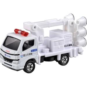 最新号掲載アイテム トミカ 32 新入荷 流行 国土交通省 照明車 箱