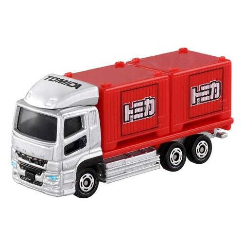 タカラトミー TAKARA TOMY トミカ スーパーグレート 85 数量限定アウトレット最安価格 爆買い送料無料 箱 三菱ふそう
