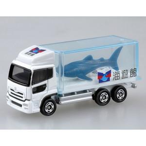 タカラトミー 正規認証品!新規格 数量限定アウトレット最安価格 トミカ 069 サメ 水族館トラック