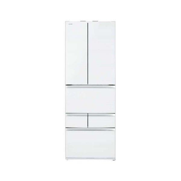 【無料長期保証】東芝 GR-R510FZ(UW) VEGETA(ベジータ) 6ドア冷蔵庫(508L・フレンチドア) クリアグレインホワイト