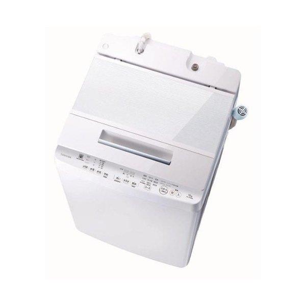 【無料長期保証】東芝 AW-12XD8(W) 全自動洗濯機 ZABOON(ザブーン) 洗濯12.0kg グランホワイト