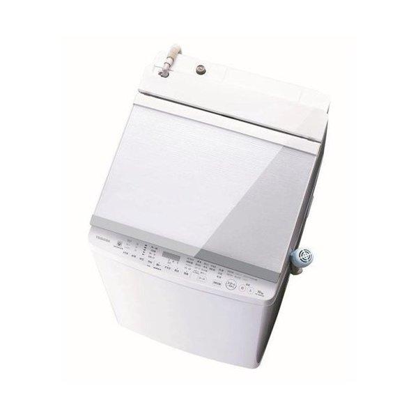 【無料長期保証】東芝 AW-10SV8(W) タテ型洗濯乾燥機 (洗濯脱水10kg / 乾燥5kg) グランホワイト