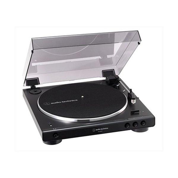 オーディオテクニカ AAT-LP60XBT GBK ワイヤレスターンテーブル ブラック