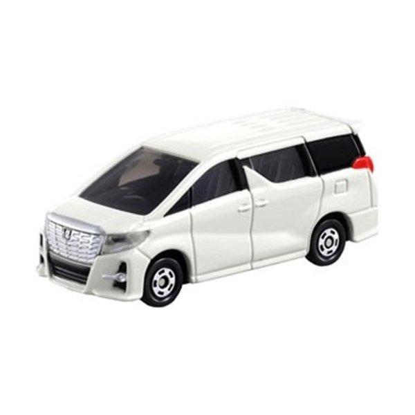タカラトミー 新発売 トミカ No.12 春の新作 アルファードミニカー トヨタ