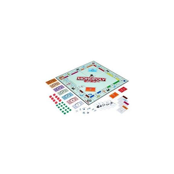ハズブロジャパン モノポリー クラシックボードゲーム