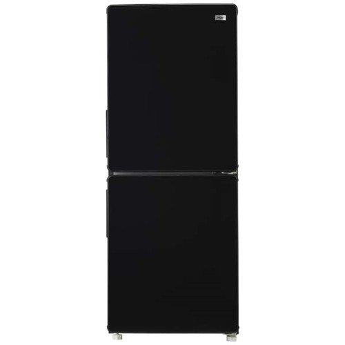 ハイアール JR-NF148B-K 2ドア冷蔵庫(148L・右開き) ブラック