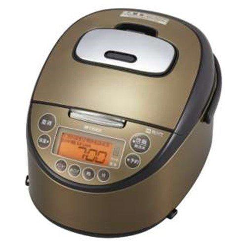 【ポイント10倍!】タイガー魔法瓶 JKT-C180-TK 炊飯器 炊きたて ダークブラウン (1升 /IH /4.9kg)