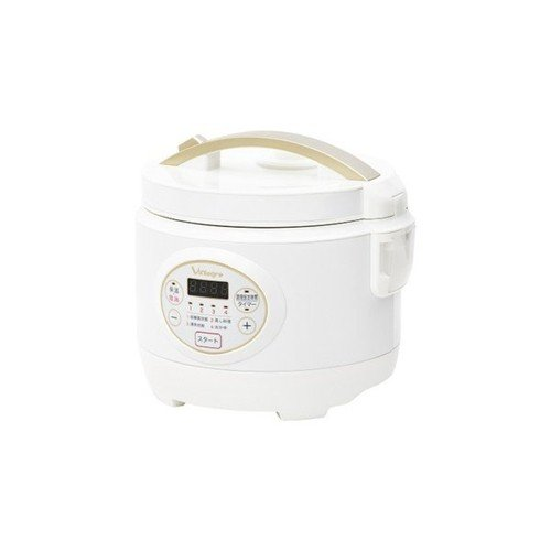 ViAlegre(ビアレグレ) VI-RCL3A-WT 糖質カット炊飯器