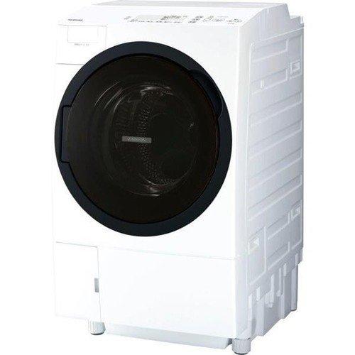 【無料長期保証】東芝 TW-117A8L(W) ドラム式洗濯乾燥機 ZABOON(ザブーン) (洗濯11.0kg /乾燥7.0kg/左開き) グランホワイト