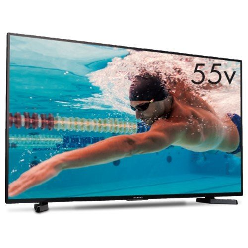 【ポイント10倍!】【無料長期保証】フナイ FL-55U4120 55V型 4Kチューナー内蔵 LED液晶テレビ