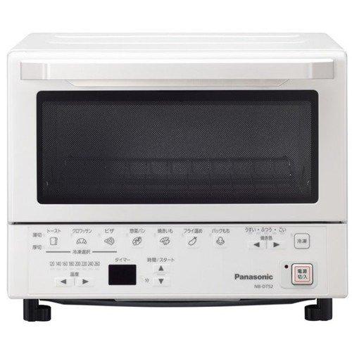 【ポイント10倍!】パナソニック NB-DT52-W コンパクトオーブン ホワイト ホワイト, はしばみの里ふるフル:f6e5ccb2 --- officewill.xsrv.jp