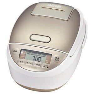 タイガー JPK-A100W 圧力IH炊飯ジャー 炊きたて 5.5合炊き ホワイト