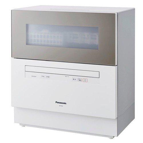 パナソニック NP-TH3-N 食器洗い乾燥機 シルキーゴールド