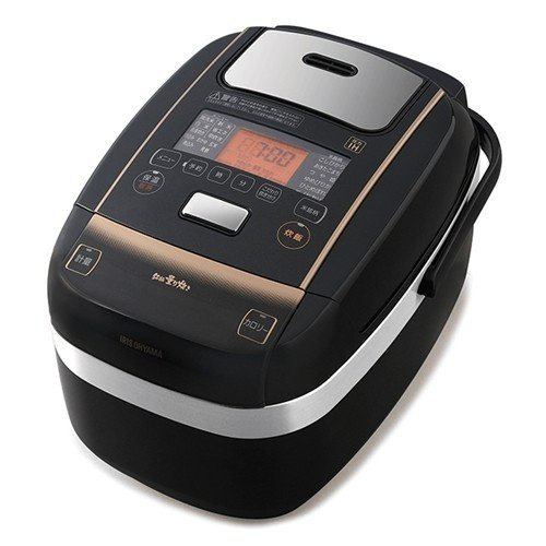 アイリスオーヤマ KRC-PC50 圧力IHジャー炊飯器 米屋の旨み銘柄量り炊き 5.5合炊き