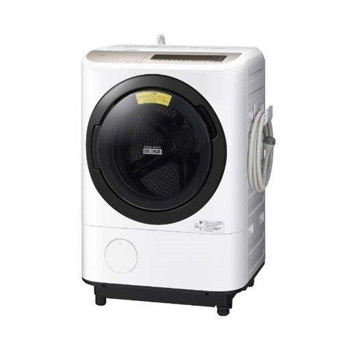 【無料長期保証】日立 BD-NV120ER W ドラム式洗濯乾燥機 (洗濯12kg /乾燥6.0kg・右開き) ホワイト