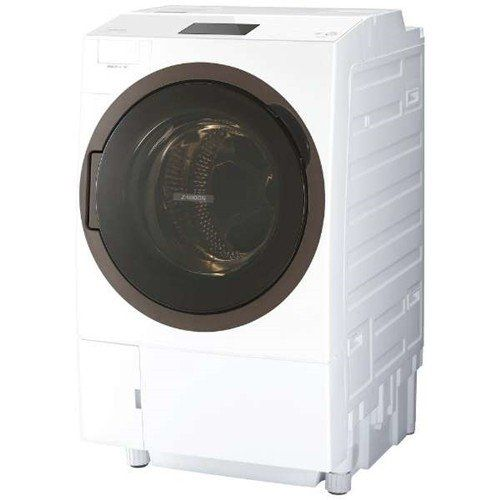【無料長期保証】東芝 TW-127X8L(W) ドラム式洗濯乾燥機(洗濯12kg/乾燥7kg・左開き) グランホワイト