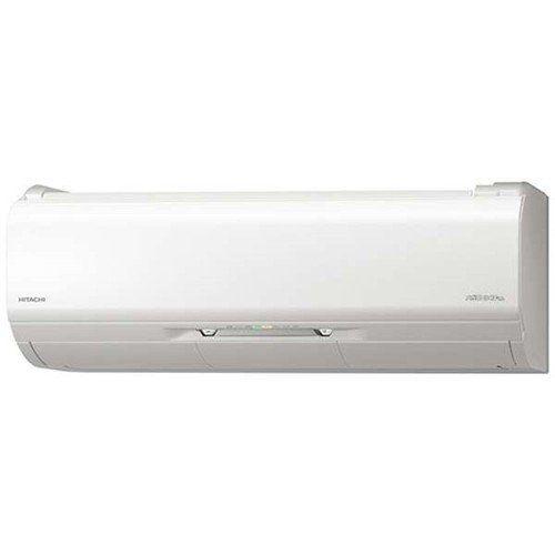 【無料長期保証】【標準工事費込】日立 RAS-XK71K2-W エアコン メガ暖 白くまくん XKシリーズ 寒冷地モデル (23畳用) スターホワイト