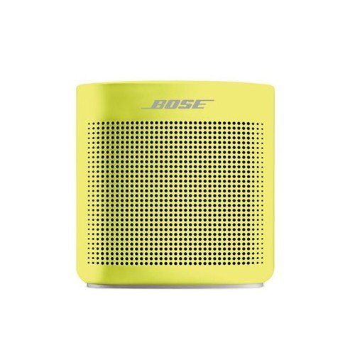 BOSE(ボーズ) SLINKCOLOR2YLW Bluetoothスピーカー イエローシトロン